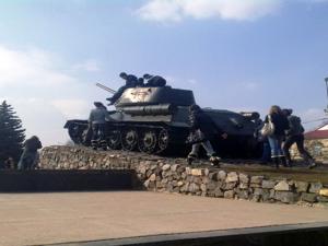 Экскурсия в г.Тирасполь